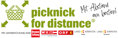 picknick for distance Logo